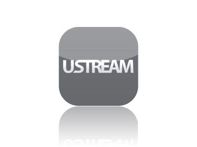 Ustream-TV Iphone App Style 2